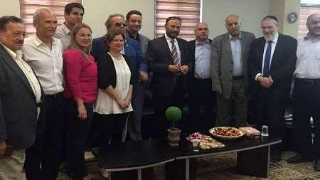طراح عربستانی بهبود روابط با اسراییل بار دیگر در صدد سفر به تل اویو است