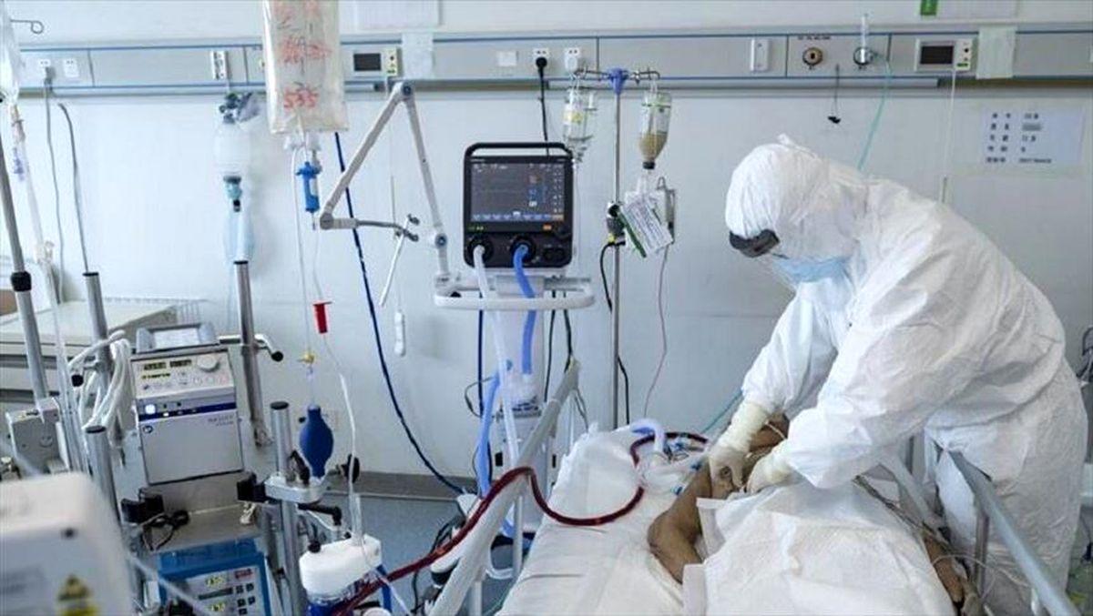 فوت 4 بیمار کرونایی طی 24 ساعت گذشته