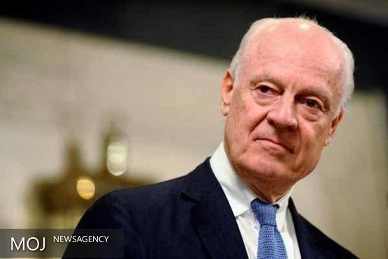 امیدواری «دی میستورا» برای ازسرگیری مذاکرات سوریه در ماه اوت