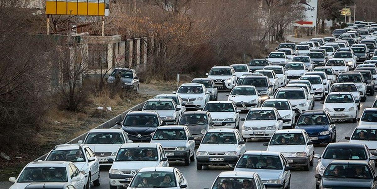 آخرین وضعیت ترافیکی پایتخت اعلام شد