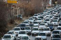ترافیک نیمه سنگین در آزاد راه قزوین – کرج