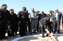 آغاز ساخت بزرگترین مجتمع فرهنگی و رفاهی نیروی انتظامی در اصفهان