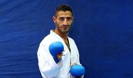 سعید احمدی قهرمان مسابقات کاراته آزاد آمریکا شد