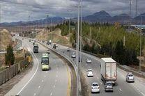 آخرین وضعیت جوی و ترافیکی جاده ها در 5 اردیبهشت اعلام شد