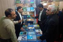 بازدید رئیس دانشگاه لرستان از یازدهمین نمایشگاه کتاب استان