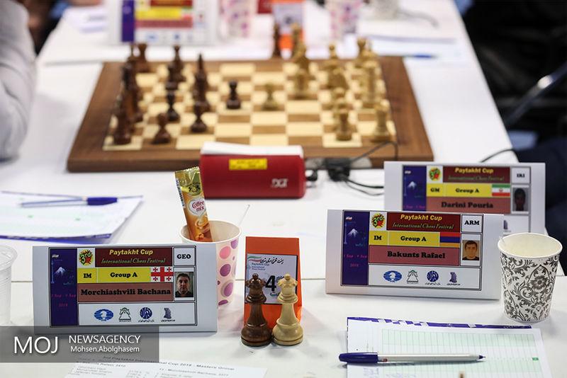 قضاوت داور هرمزگانی در مسابقات شطرنج قهرمانی آسیا