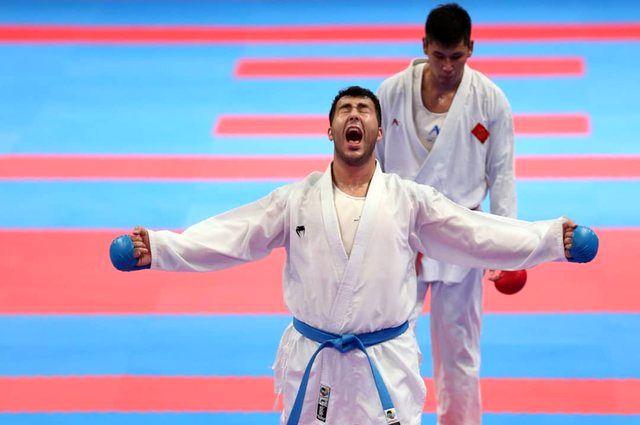 سجاد گنج زاده به مدال طلا دست یافت