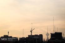 زلزله آلودگی هوای پایتخت را تشدید کرد