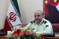 خدمترسانی هزار و 370 گشت پلیس به شهروندان گیلانی در ایام نوروز