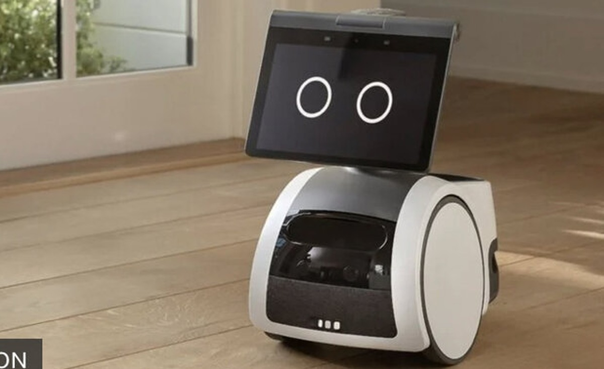 رونمایی از آمازون از ربات خانگی هزار دلاری