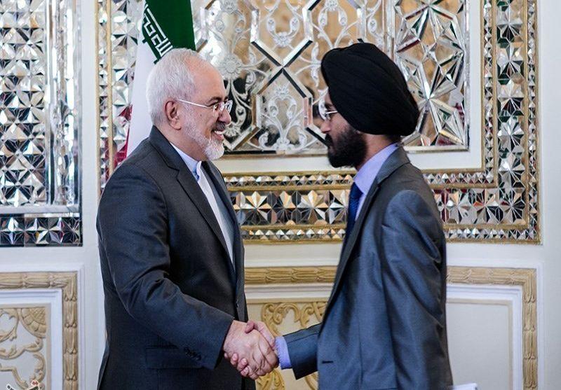 هند روابط خود با تهران را بر اساس منافعش اتخاذ کند