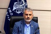 بازسازی آسفالت مسیرهای دسترسی سطح شهر به اداره بنادر بندرلنگه