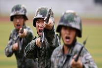 چین در مرزهای جنوب شرقی خود رزمایش نظامی برگزار کرد