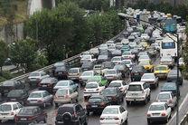 آخرین وضعیت جوی و ترافیکی جادهها در 10 اردیبهشت اعلام شد