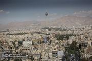 کیفیت هوای تهران در 22 خرداد 98 سالم است