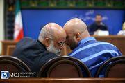بیست و نهمین جلسه دادگاه رسیدگی به مفسدان اقتصادی در بانک سرمایه