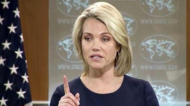 واکنش آمریکا به اظهارات ظریف درباره حمایت آمریکا از داعش