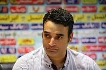 استعفای نظرمحمدی از سرمربیگری سپیدرود