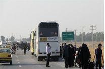 ۴۰۰ دستگاه اتوبوس برای بازگرداندن زائران هرمزگانی از کربلای معلی مستقر شدند