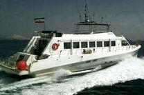 تنگه هرمز مواج است/ شناورهای سبک از تردد دریایی خودداری کنند