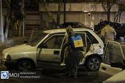 بیش از 100 هزار خودرو توسط ارتش ضدعفونی شد