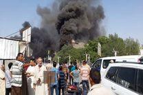 وقوع انفجاری مهیب در منطقه «تایمنی» کابل/تاکنون این حادثه 9 کشته و زخمی برجای گذاشته است