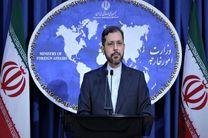 ایران حملات موشکی به زیر ساختهای حیاتی و کشتار غیر نظامیان را محکوم کرد