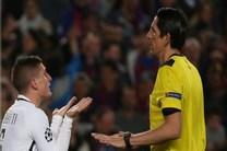 داور بازی بارسلونا - پاریسنژرمن محروم نمیشود