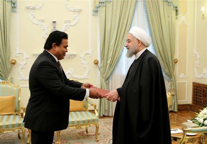 امیدواریم همکاریهای ایران و سریلانکا به نفع دو ملت بیش از پیش گسترش یابد