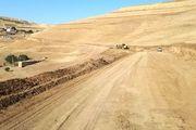 پروژه ایجاد زیرساخت برای منطقه گردشگری گوللی بلاغ بیله سوار آغاز شد