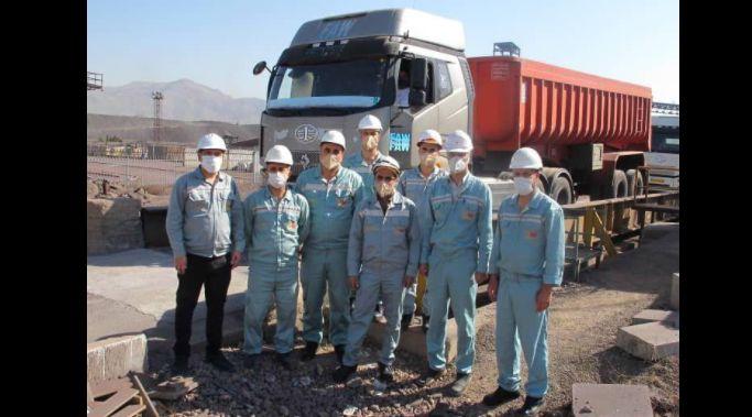 اجرای موفقیت آمیز پروژۀ بازسازی و بهینه سازی اساسی باسکول درب غربی مجتمع فولاد سبا