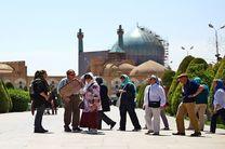 بازدید ۴۲۰ هزار گردشگر خارجی از بناهای تاریخی اصفهان
