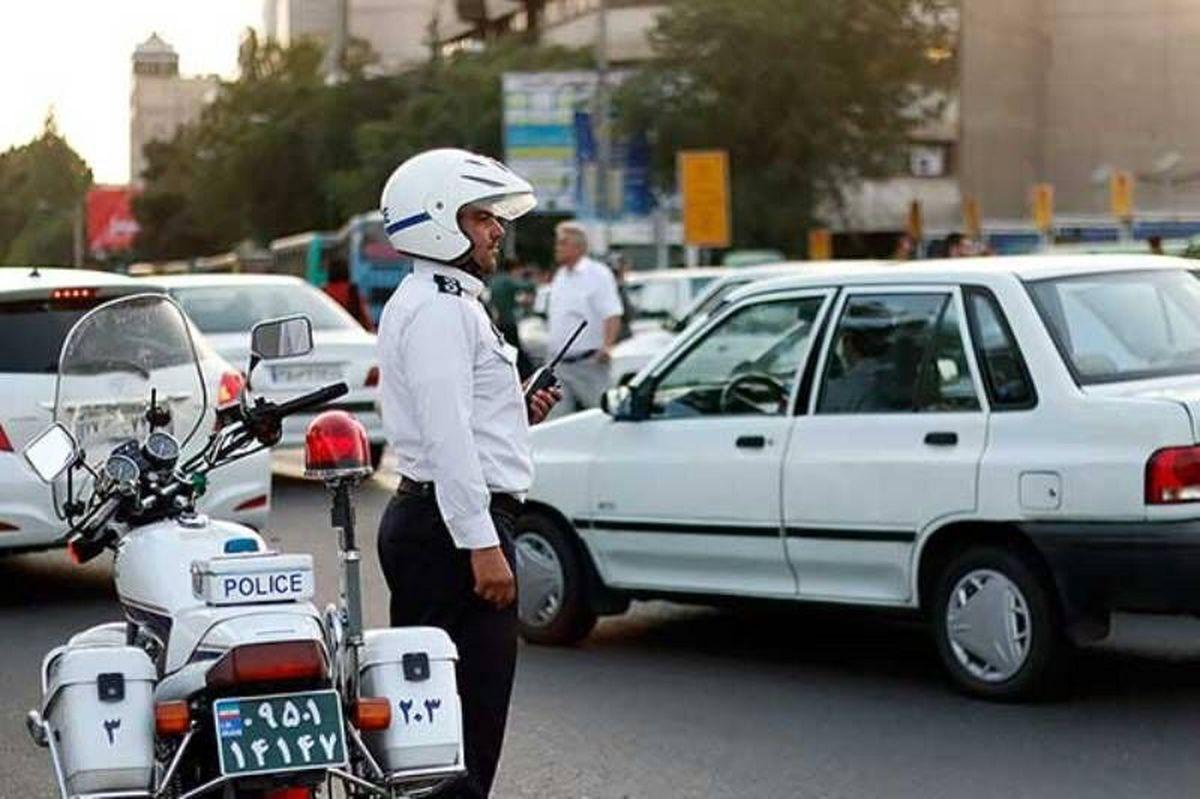 آخرین وضعیت ترافیکی معابر بزرگراهی و اصلی پایتخت