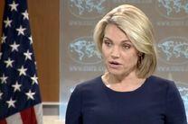 تایید کنارهگیری سخنگوی وزارت خارجه آمریکا