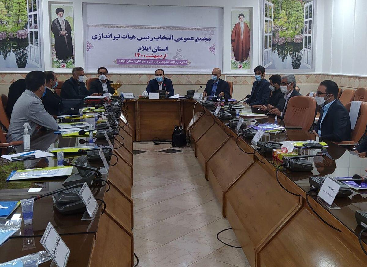 سالن تیراندازی ایلام در ایران و آسیا بی نظیر است