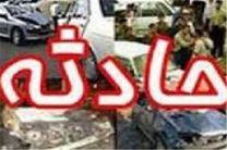 2 کشته و هفت مصدوم در حادثه واژگونی مرگبار پژو در محور تیران - داران