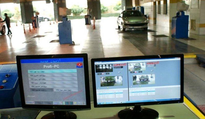 خودروهای نو درتست معاینه فنی رد شدند