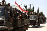 شهر المیادین سوریه آزاد شد