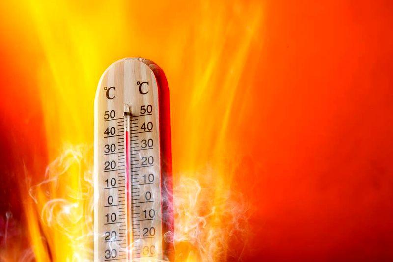 اطلاعیه هواشناسی درباره افزایش دمای هوا