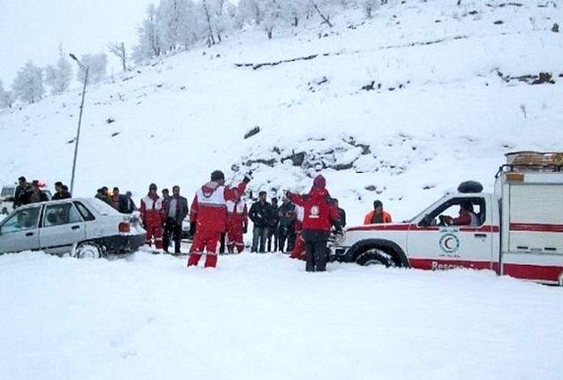 4 فوتی بر اثر سقوط بهمن در خوی /ادامه تلاش ها برای یافتن جسد چهارمین قربانی