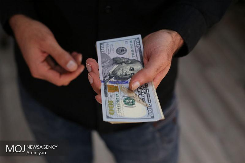 قیمت ارز در بازار آزاد 22 دی 97/ قیمت دلار اعلام شد
