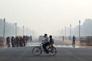 دهلی نو برای دومین سال متوالی، آلوده ترین شهر جهان شد