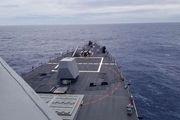 اعزام ناو آمریکایی به دریای چین جنوبی