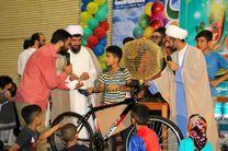 جشنواره بچه های رمضان در شهرستان بابلسر به کار خود پایان داد