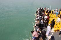اعزام ۴ هزار و ۵۰۰ مسافر نوروزی به اردوی راهیان نور دریایی خلیج فارس