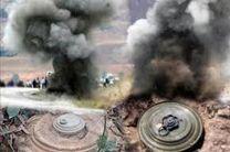 انهدام مینهای دوران جنگ عامل انفجارهای امروز در قصرشیرین