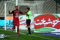 دیدار تیم های فوتبال پرسپولیس و پیکان - ۲۸ مهر ۱۳۹۸