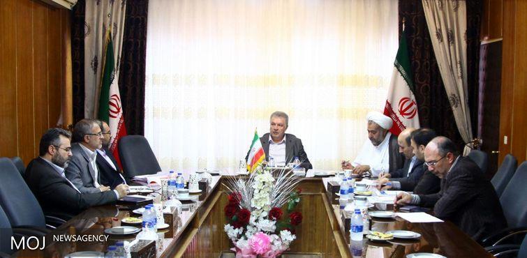 نخستین جلسه ستاد بزرگداشت هفته دولت در استان آذربایجان غربی برگزار شد