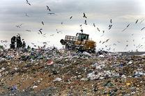 آغاز طرح دفن زباله در روستاهای قشم