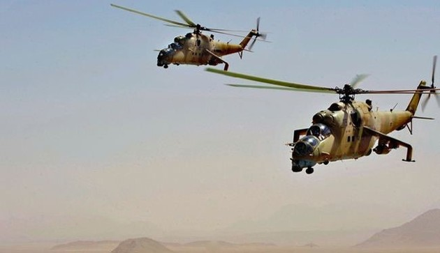 منبع سوری: حملات هوایی عراق به مواضع تروریستها با هماهنگی کامل دمشق است